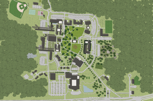 Tougaloo Master Plan